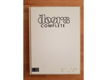 Musikhäfte noter: the Doors complete