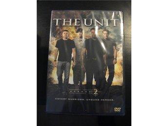 THE UNIT Hela Säsong 2 / 6-DISC DVD BOX / Svensk Text / NY & INPLASTAD! - Hudiksvall - THE UNIT Hela Säsong 2 / 6-DISC DVD BOX / Svensk Text / NY & INPLASTAD! - Hudiksvall
