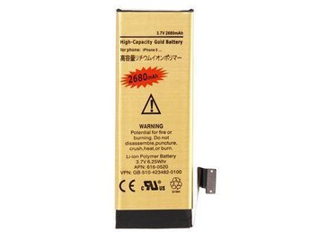 Batteri 2680 mAh Iphone 5