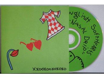 English Softhearts – Post-nasal Drip – CD - Norrahammar - English Softhearts – Post-nasal Drip – CD - Norrahammar
