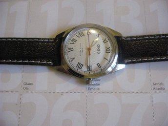 Armbandsur. ORIS . Made in Swiss - Malmö - Armbandsur. ORIS . Made in Swiss - Malmö