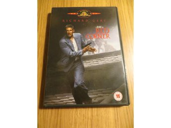 Red Corner DVD (Richard Gere) svensk text