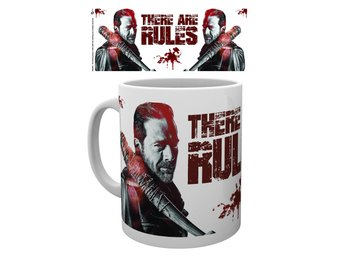 Mugg - TV - The Walking Dead Rules (MG2045)