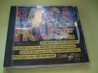 Ragga House - Leslie Lyrics, Prento Youth m fl - 19?? - CD