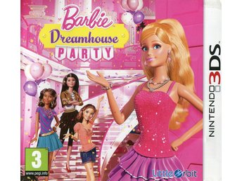 Barbie Dreamhouse Party (på svenska)