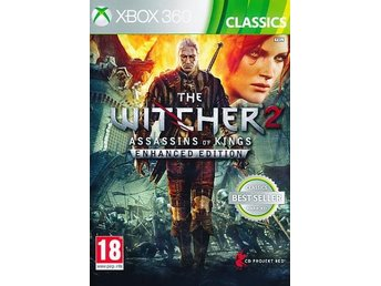 Witcher 2 Assassins of. Enh.Ed (X360)