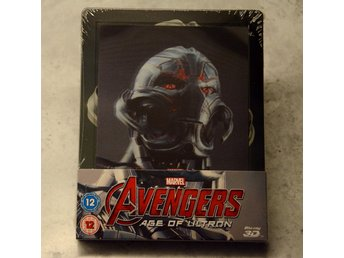 Avengers: Age Of Ultron 3D (Includes 2D Version) -Exclusive Lenticular Edition