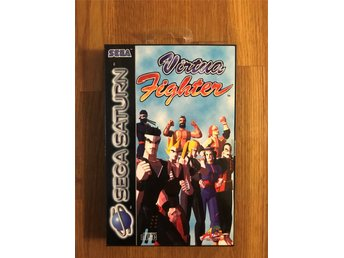 Virtua Fighter till Sega Saturn