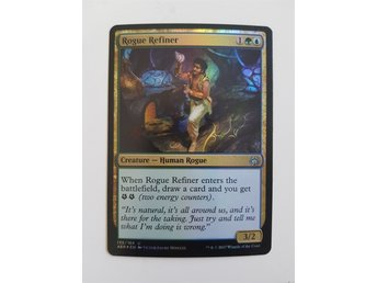 Magic the Gathering - Rouge Refiner - foil - Aether Revolt