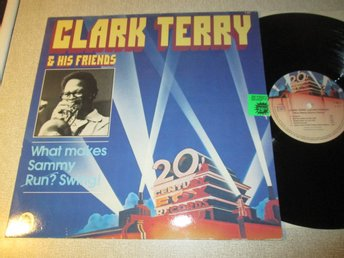 "Clark Terry and His Friends ""What Makes Sammy Swing!"""
