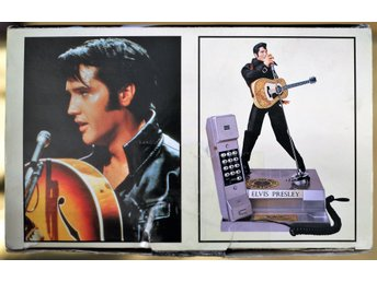 ELVIS PRESLEY SINGING AND DANCING TELEPHONE 2000 WITH ORIGINAL BOX