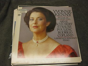 Recital at Wigmore Hall - Yvonny Kenny