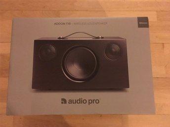 Audio Pro Addon T10 - Trådlös högtalare - NY i obruten förpackning- Värde  2490 - f6e8dab4c5d9d