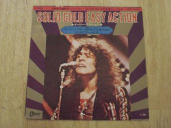 "T. Rex - Solid Gold Easy Action 7"" (JAPAN)  Fold-Out Cover"