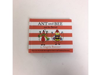Bok, Ant and Bee and the Secret, Angela Banner, Häftad, ISBN: 9781405275156