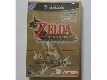 INPLASTAT Zelda: The Wind Waker Limited Edition till Nintendo GameCube
