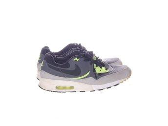 half off 97079 3b377 Nike, Sneakers, Strl  43, AIR MAX LIGHT, Svart Grå Vit Grön