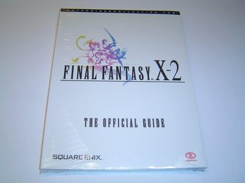 Final Fantasy X2 Guide Piggyback *NYTT*