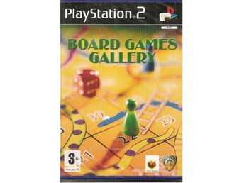 BOARD GAMES GALLERY   (INPLASTAT  PS2  Spel)