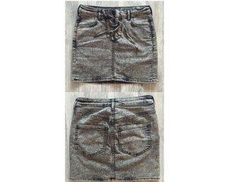 Jeans kjol från Divided HM 36 - Norrtälje - Jeans kjol från Divided HM 36 - Norrtälje