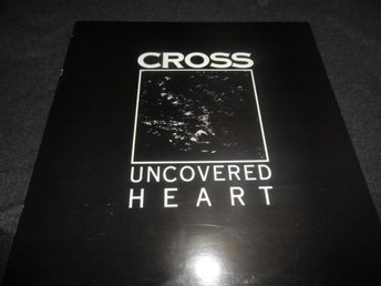 Cross - Uncovered heart - LP - 1988