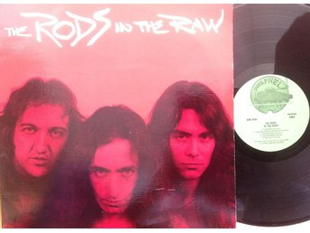 THE RODS, LP. IN THE RAW. US 1983.