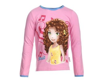 LEGO WEAR T-SHIRT FRIENDS 'OLIVIA', ROSA (122)