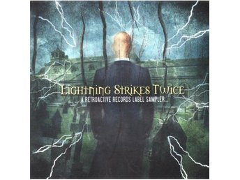 Lightning Strikes Twice (A Retroactive Records Sampler) - 2006 - CD