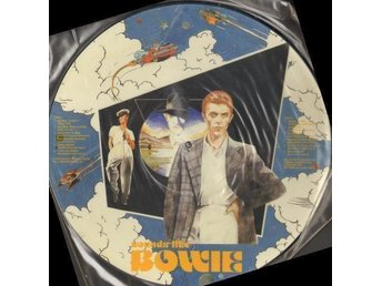 Sounds Like Bowie LP Picturedisk