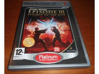 Star Wars Episode III Revenge Of The Sith - PS2 / Playstation 2