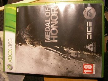 XBOX 360 spel Medal of honor