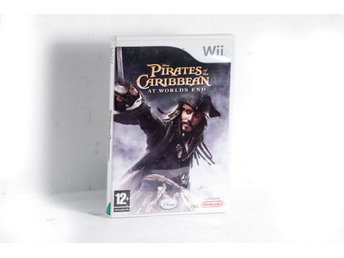 Spel Pirates of the Caribbean At Worlds End  till Nintendo Wii
