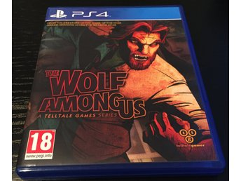 The Wolf Among Us [PS4] Nyskick