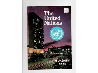 The United Nations. A pictorial book.