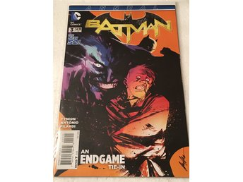 Batman Annual #3, new 52. An Endgame Tie-In. NM