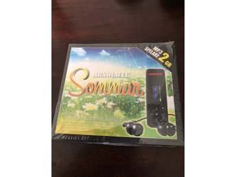 MP3 spelare Absolute Sommar