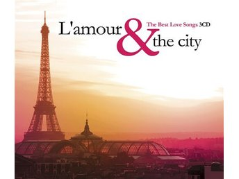 L'amour & The City (Digipack) (3 CD)