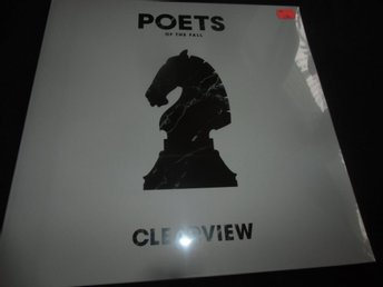 Poets Of The Fall - Clearview (2016) - RSD LP - 2017 - Ny