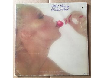 LP - Wild cherry - electrified funk - 1977