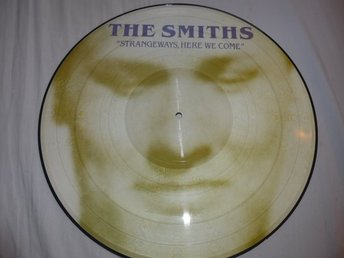 The Smiths - Strangeways here we come - PIC DISC