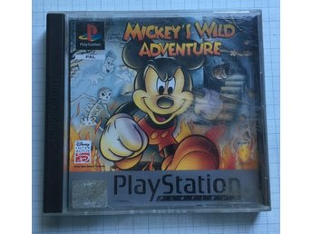 PlayStation Mickey´s Wild Adventures.