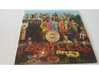 Beatles sgt peppers toppfint ex