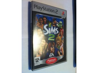 PS2: The Sims 2 (II) - Svensksåld