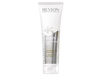 Revlon 45 days color care- För slingat, blonderat hår -neutraliserar gula toner