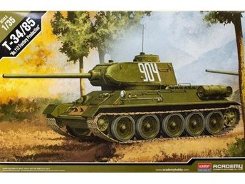 Academy 1/35 T-34/85 Factory 112 Production