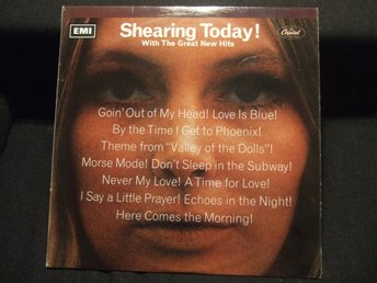 LP - GEORGE SHEARING. Shearing Today! 1968