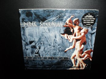DEREK SHERINIAN - MYTHOLOGY,DIGIPAK( DREAM THEATER ) PROG ROCK
