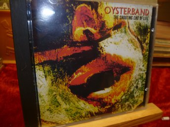OYSTERBAND , CD , THE SHOUTING END OF LIFE