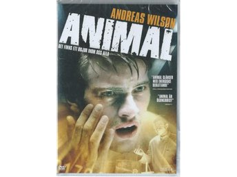 ANIMAL - ANDREAS WILSON  (INPLASTAT-SVENSKT TEXT )