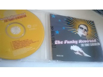 The Funky Reverend - The Funky Generation, CD, Maxi-Single